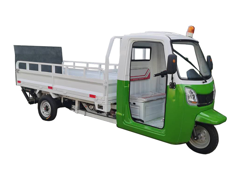 电动三轮八桶驳运车3DY8T-路驰洁