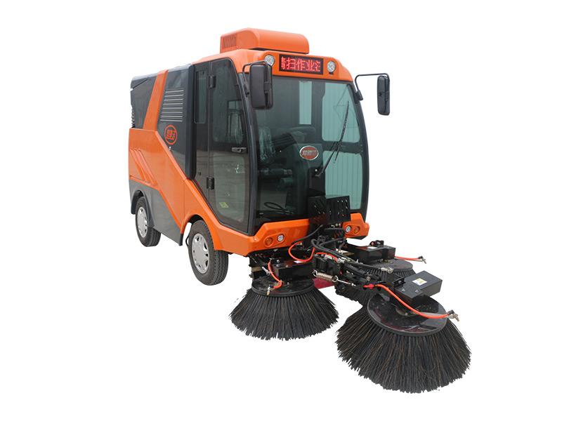 RX2000燃油扫地机